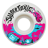 Supertoxic Urethane Mutant Fish Wheel 52mm - TVSC