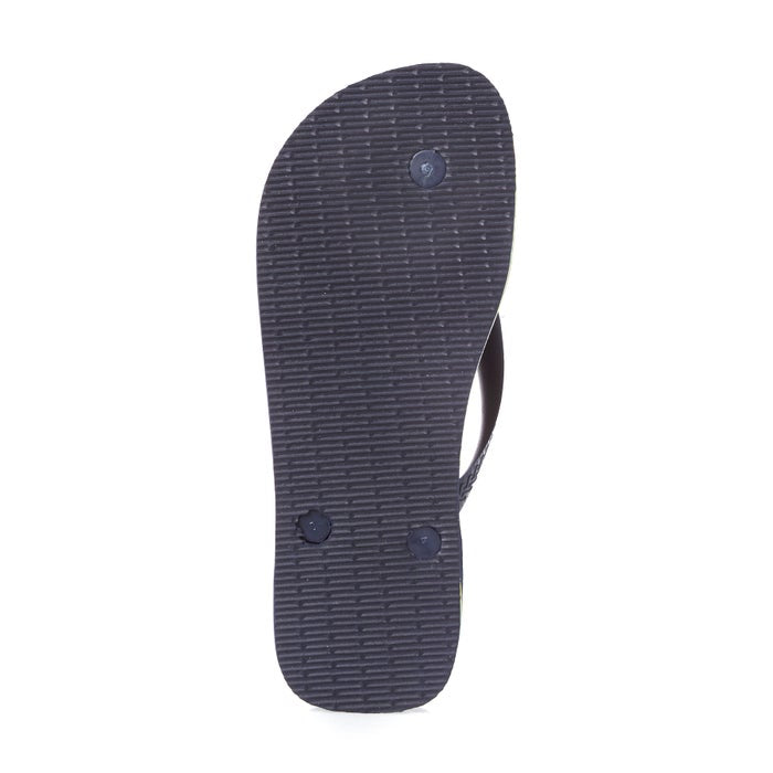 competitive price 5ca16 6e35f Havaianas Brasil Logo Flip-Flop | Navy Blue