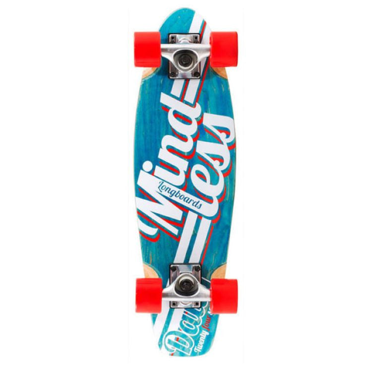 Mindless Longboards Daily Stain 24/7 Blue - TVSC