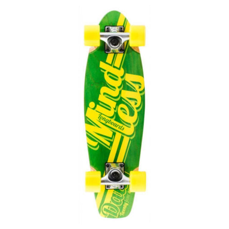 Mindless Longboards Daily Stain 24/7 Green - TVSC