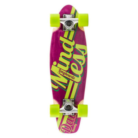 Mindless Longboards Daily Stain 24/7 Purple - TVSC