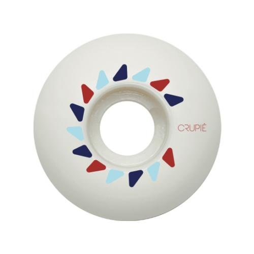 Crupie Soloko Skinny Shape Skateboard Wheels | 53mm