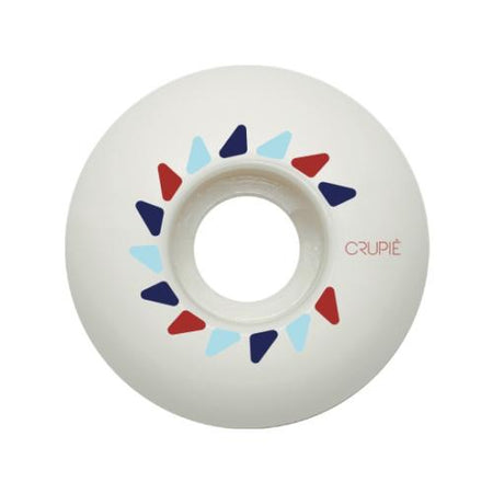 Crupie Soloko Skinny Shape Skateboard Wheels | 52mm