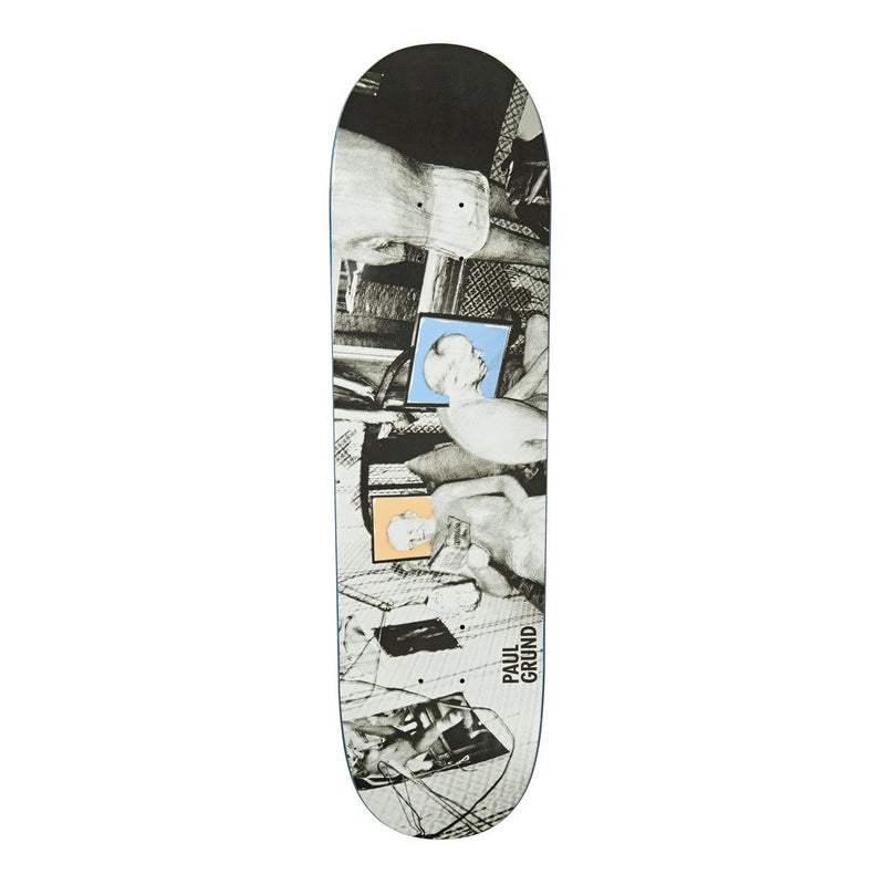 Polar Skate Co Paul Grund Man Cave Deck | 8.5