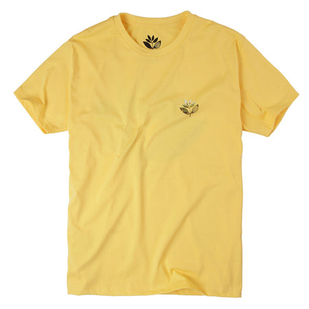 Magenta Jungle 2 T-shirt | Yellow - TVSC