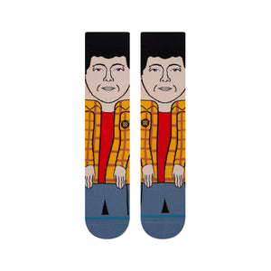 Stance Stance Happy Gilmore Golf Socks | Multi - TVSC