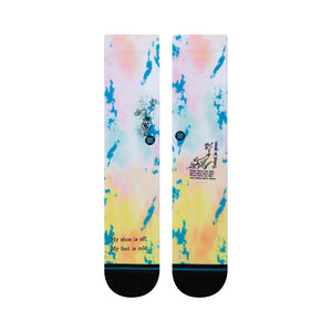 Stance Stance Dr Seuss Shoe is Off Socks | Tie-Dye - TVSC