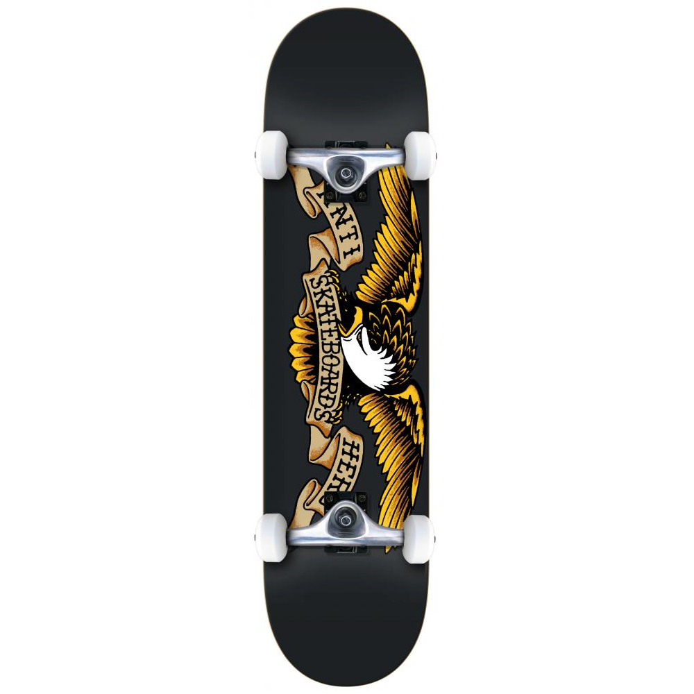 Anti Hero Classic Eagle Complete Skateboard | 8.25""