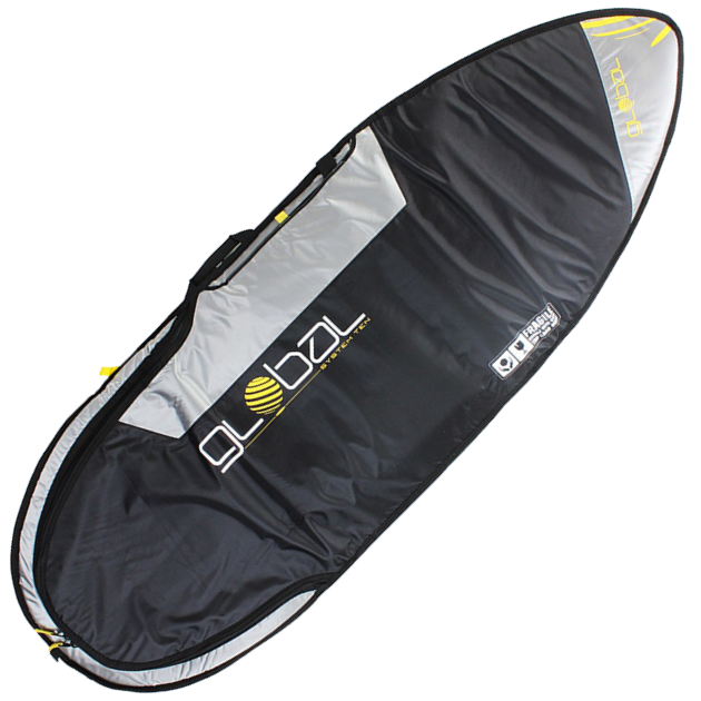 Alder Global Hybrid Fish/Shortboard 10mm Board Bag - TVSC
