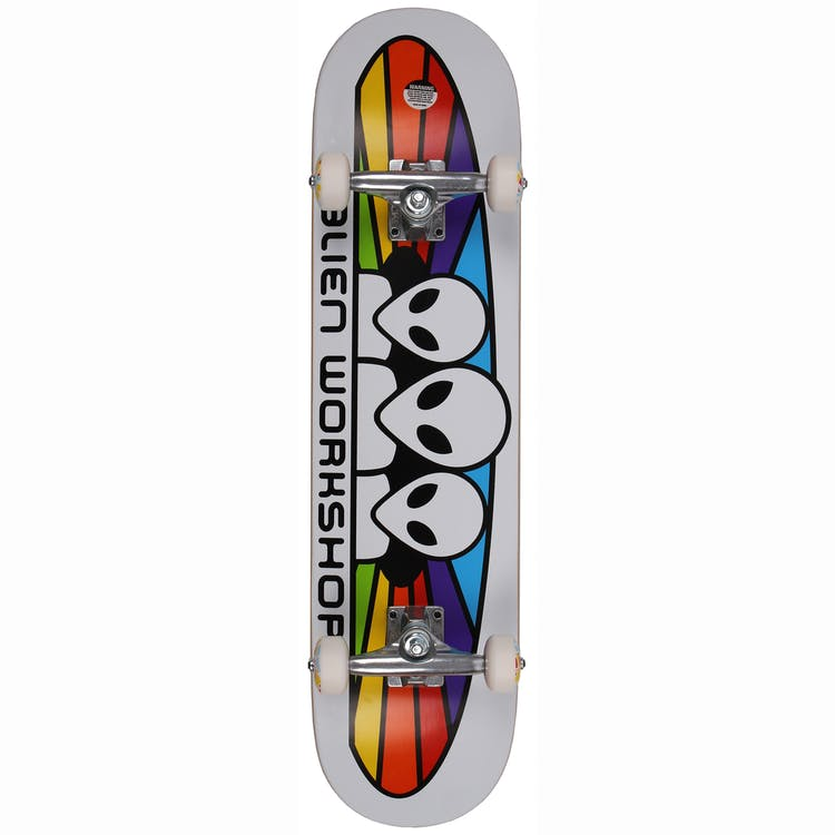 Alien Workshop Spectrum Complete Skateboard | 7.75