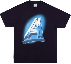 Alltimers Lightning Champ T-Shirt | Navy