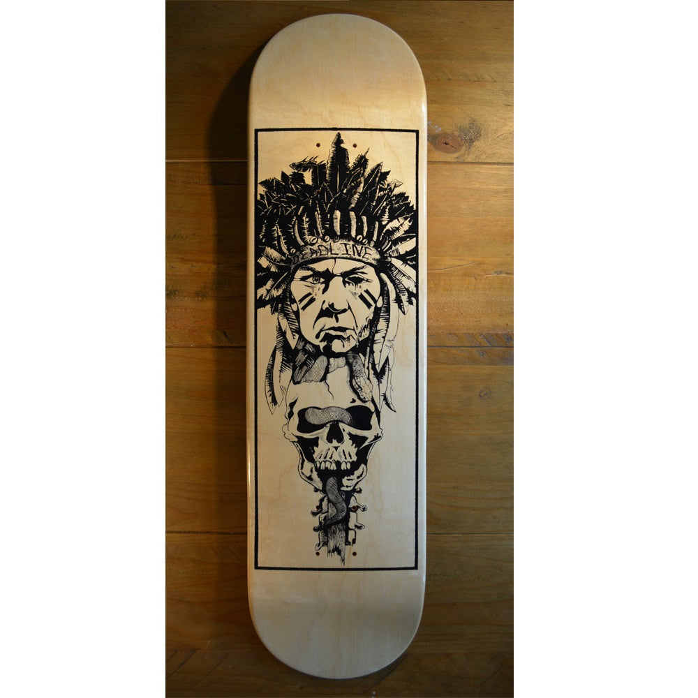 Deadline Skateboards Apache Deck - TVSC