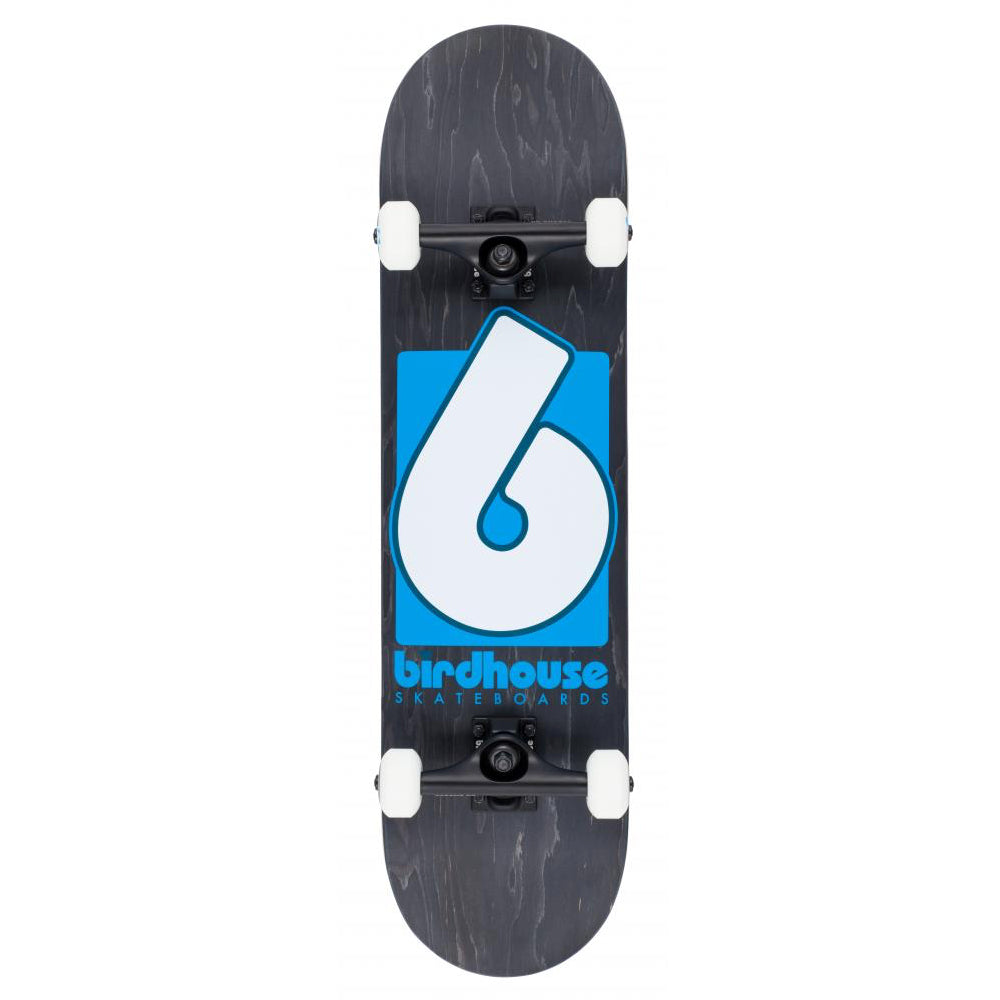 "Birdhouse Stage 3 B Logo 8"" Completed Skateboard 