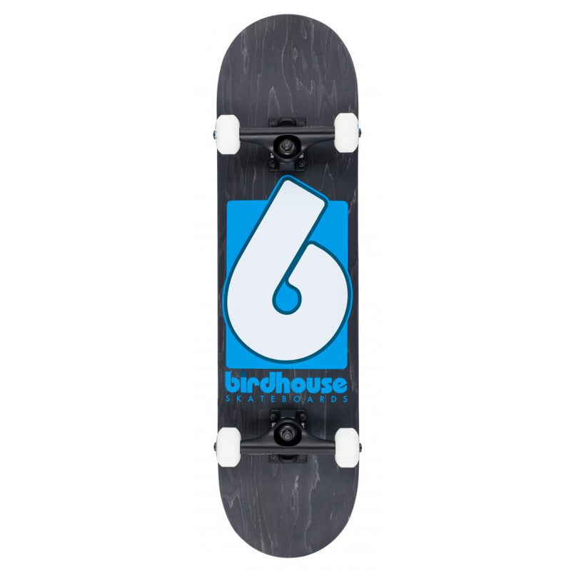 "Birdhouse Birdhouse Stage 3 B Logo 8"" Completed Skateboard 