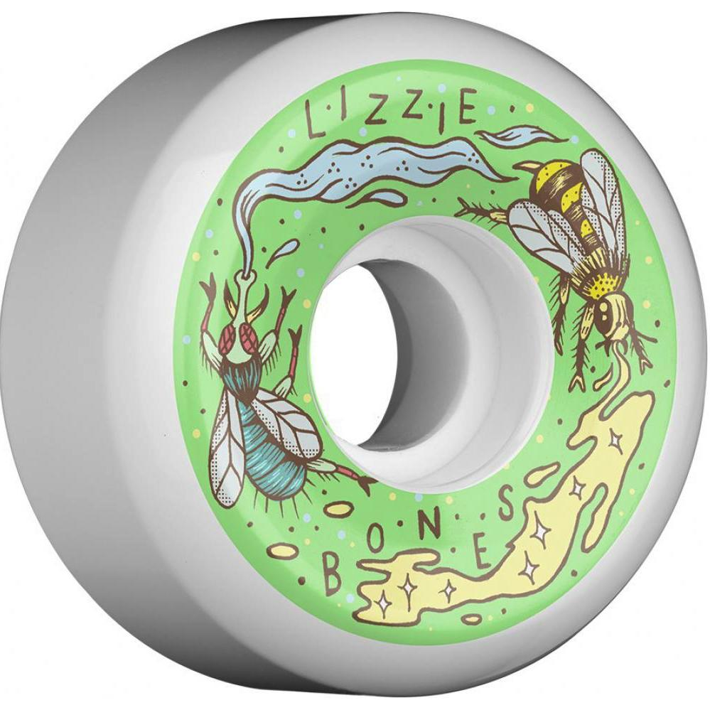 Bones Bones Lizzie Armanto SPF Honey & Vinegar Skate Wheels | 56mm - TVSC