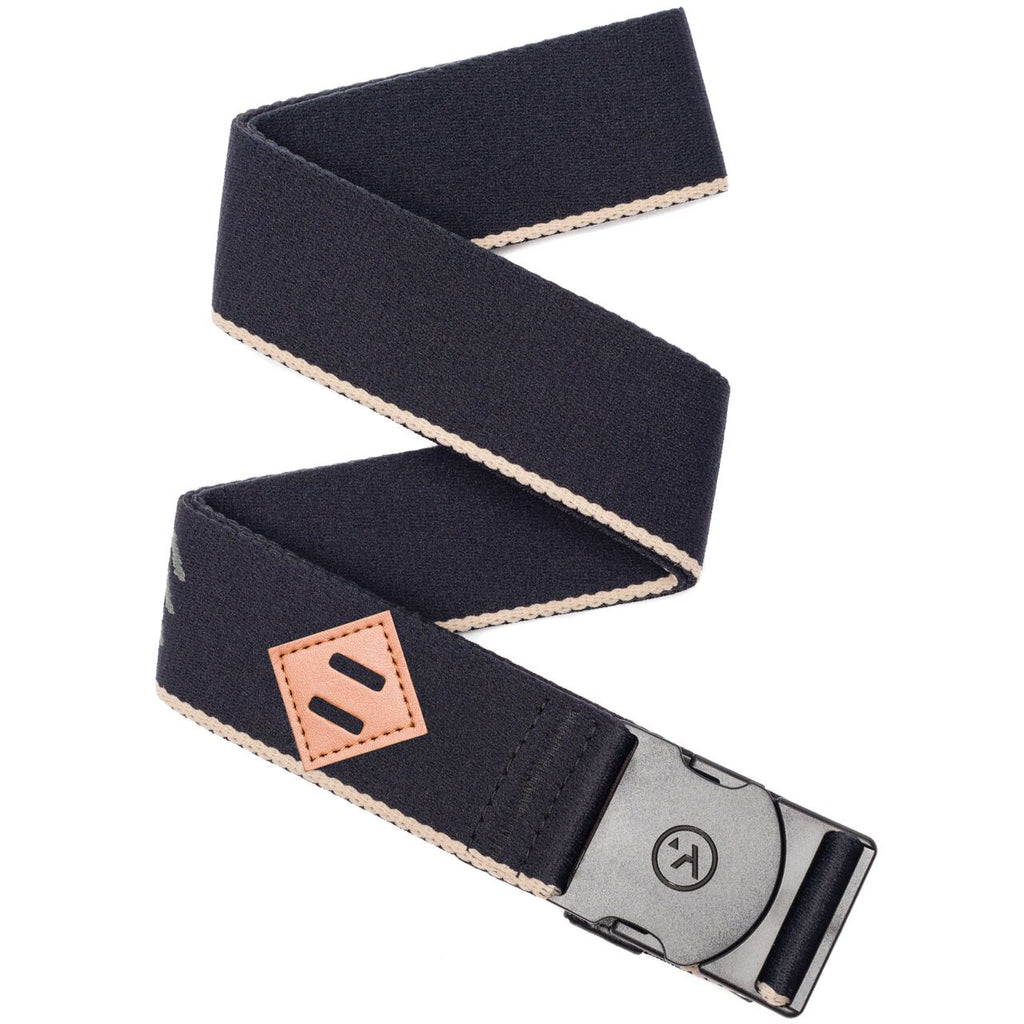 Arcade Belts Arcade Blackwood Belt | Black & Khaki - TVSC