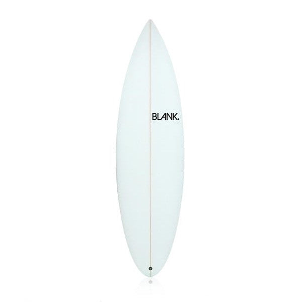 Blank Surfboards Round Tail Shortboard - TVSC