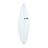Round Tail Shortboard - TVSC - 1