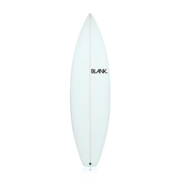 Blank Surfboards Squash Tail Shortboard - TVSC