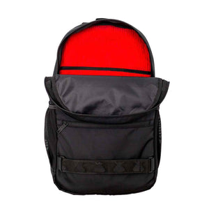The Bum Bag Baker Scout Backpack | Black - TVSC