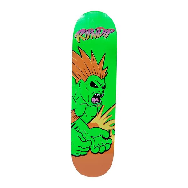 Rip N Dip Button Mash Skateboard Deck | 8.25""