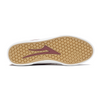 Lakai Lakai Cambridge Suede Skate Shoe | Burgundy - TVSC