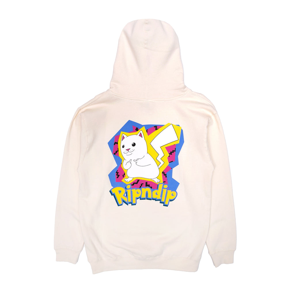 RipnDip Rip N Dip Catch Em All Hoodie | Tan - TVSC