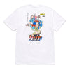 HUF x Street Fighter Chun-Li & Cammy T-Shirt | White