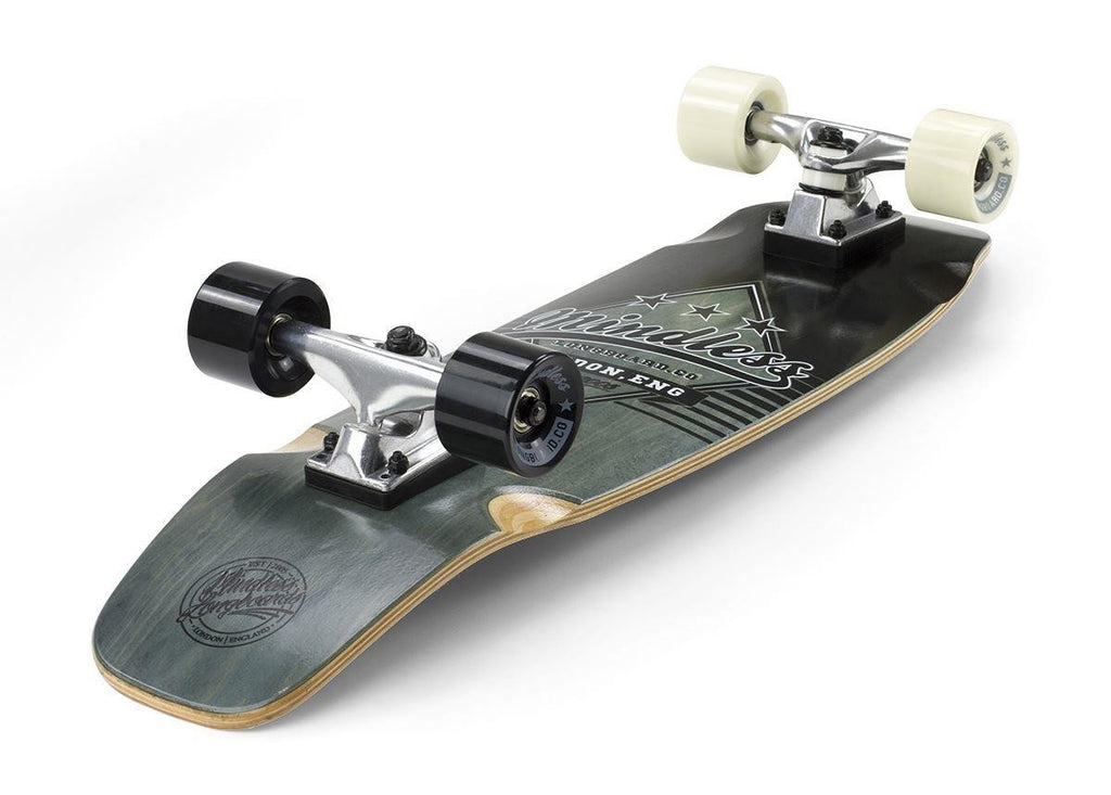 Mindless Longboards Daily Grande II Black - TVSC