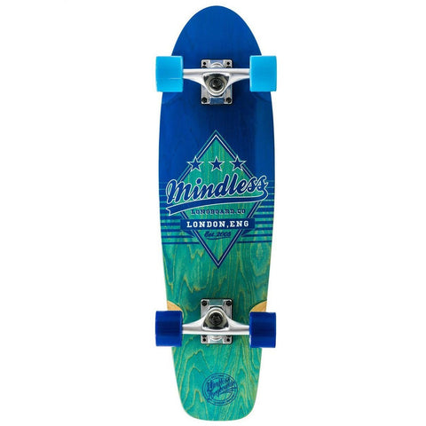 Mindless Longboards Daily Grande II Blue - TVSC