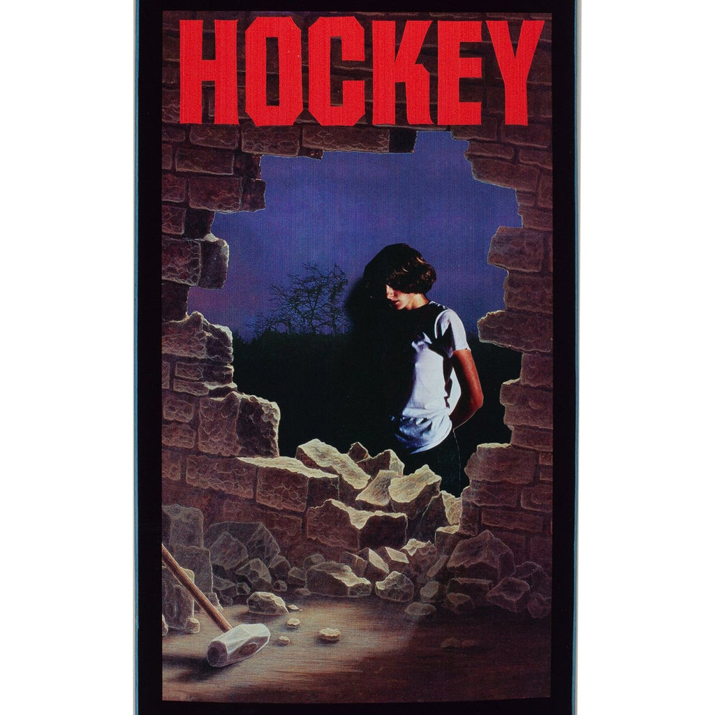 Hockey Don Piscopo Dawn Skateboard Deck | 8""
