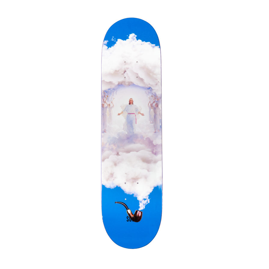 "Sour Solution Sour Solution EJP Heaven Skateboard Deck | 8.25"" - TVSC"