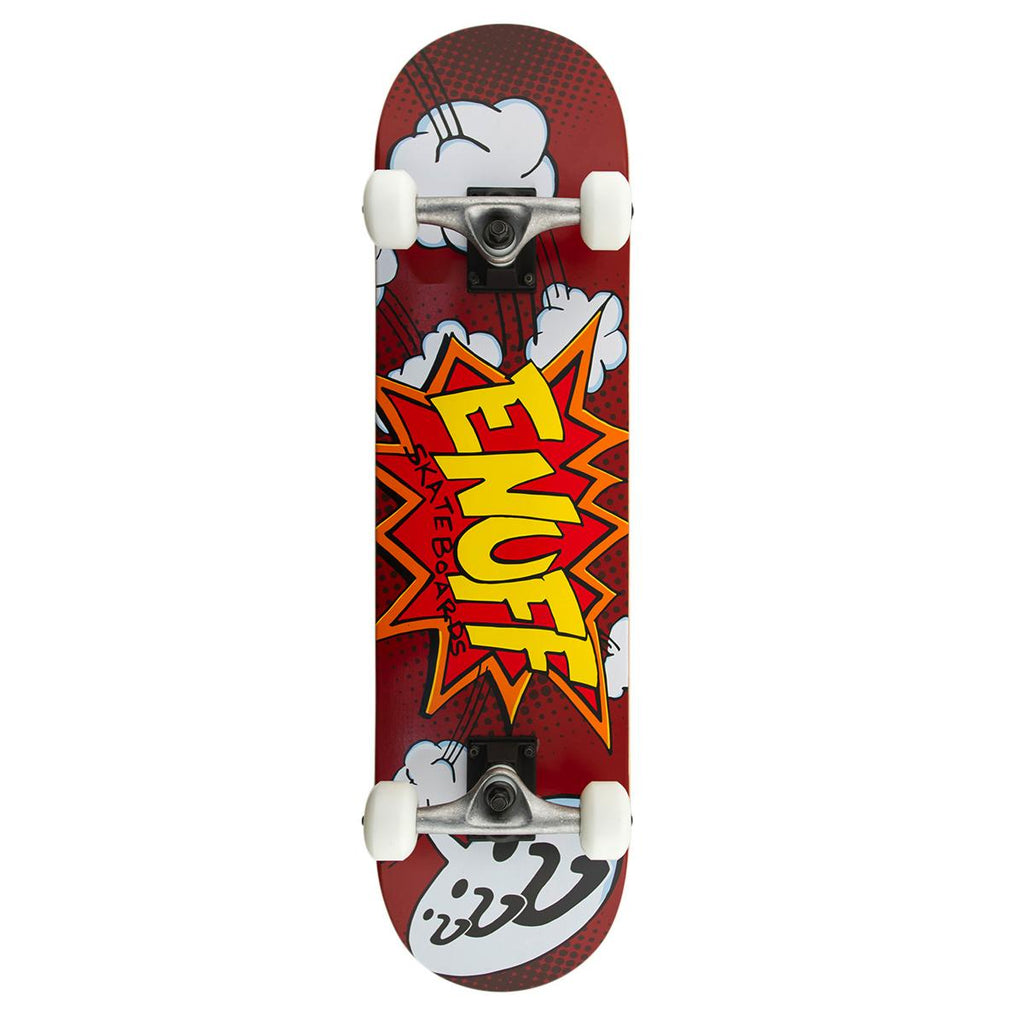 Enuff Skateboards Pow Complete | Red