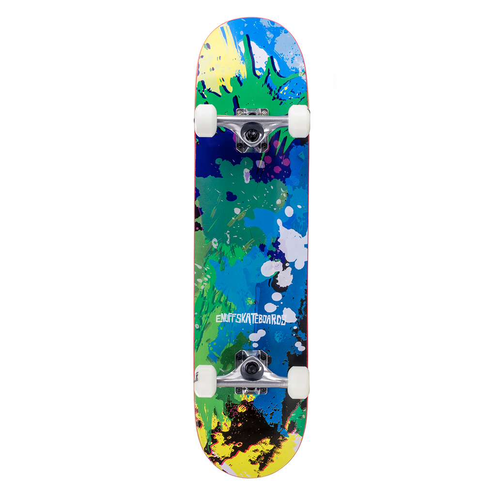 Enuff Skateboards Splat Complete | Blue