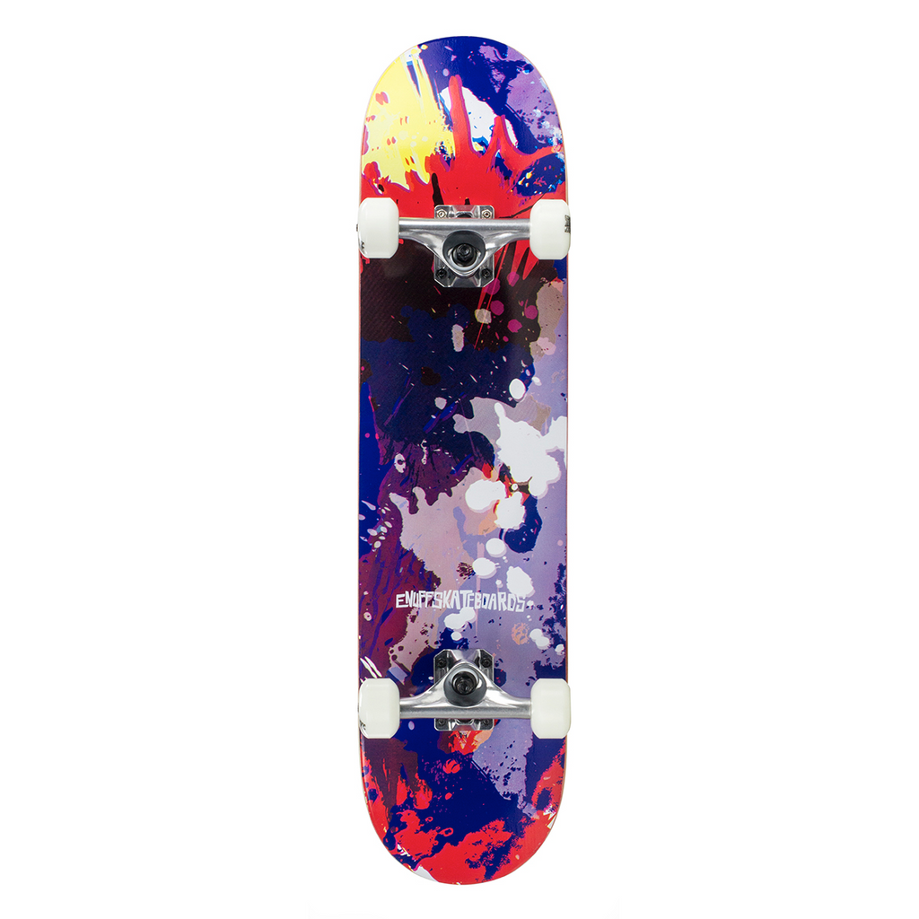 Enuff Skateboards Splat Complete | Red