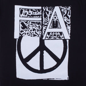 Fucking Awesome Peace T-Shirt | Black