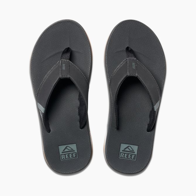Reef Fanning Low Flip-Flop | Black - TVSC