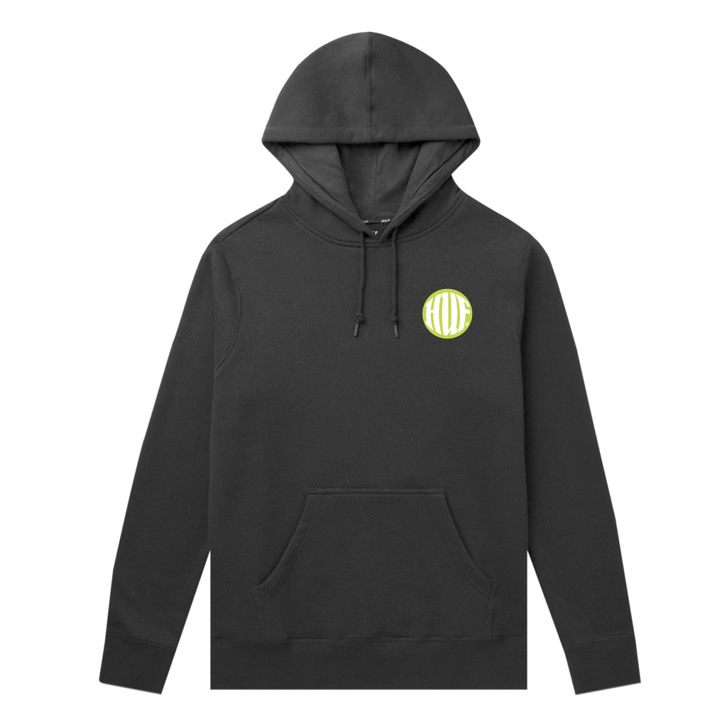 HUF HUF High Definition Hoodie | Black - TVSC