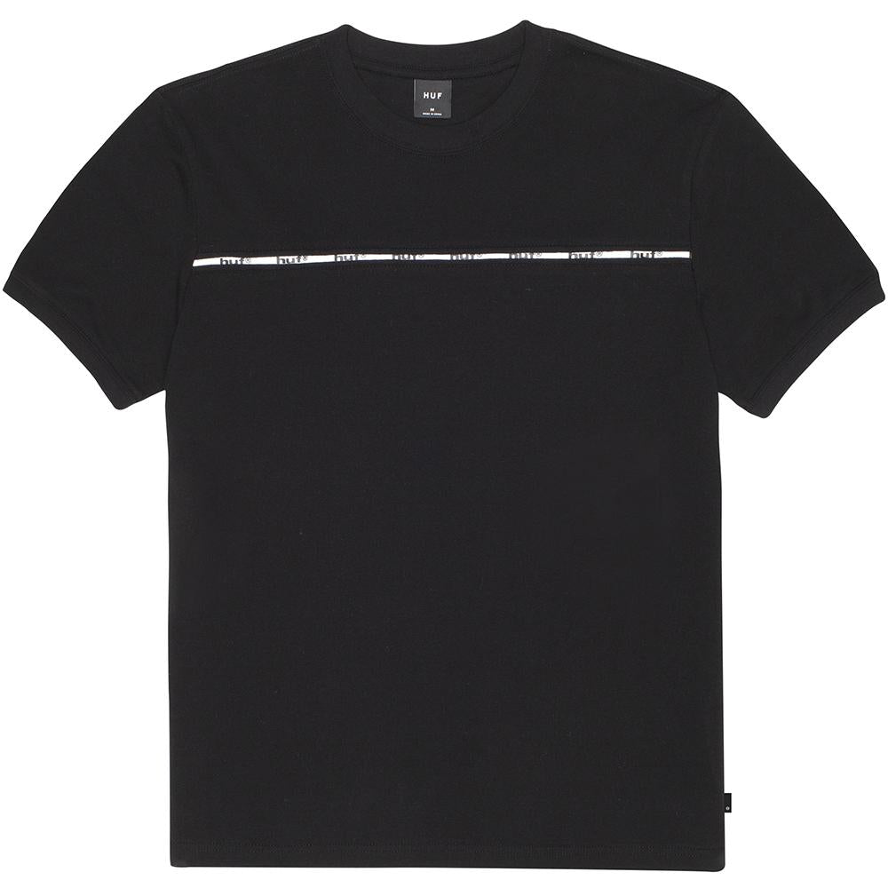HUF Set Knitted T-Shirt | Black