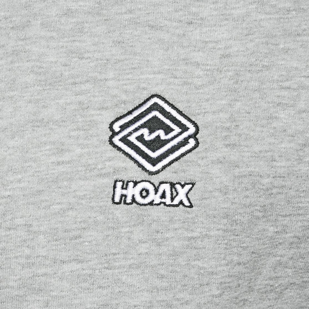 Hoax Clothing Primo Crew close up | TVSC