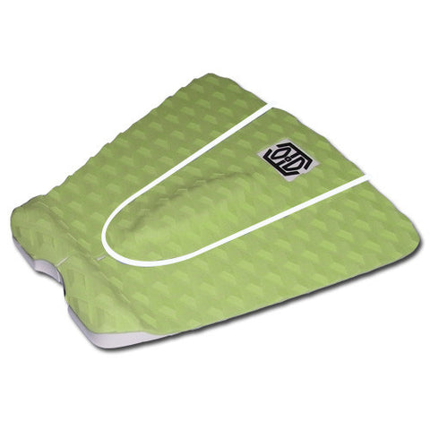 Obsessive-Disorder Icon Tail Pad Green - TVSC