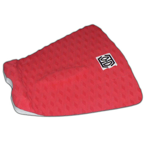 Obsessive-Disorder Icon Tail Pad Red - TVSC