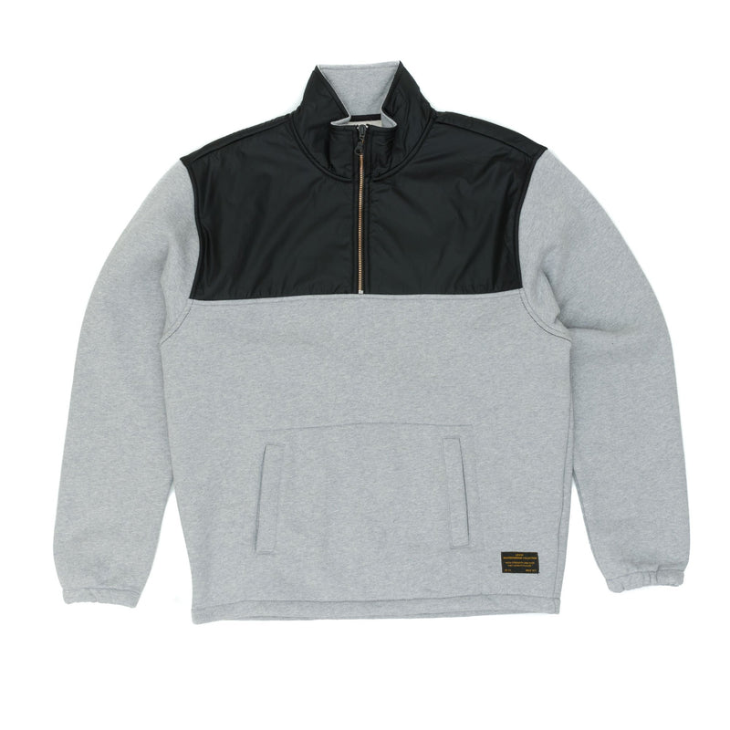 Levi's Levi's Skateboarding Quarter Zip 2 | Heather Grey - TVSC