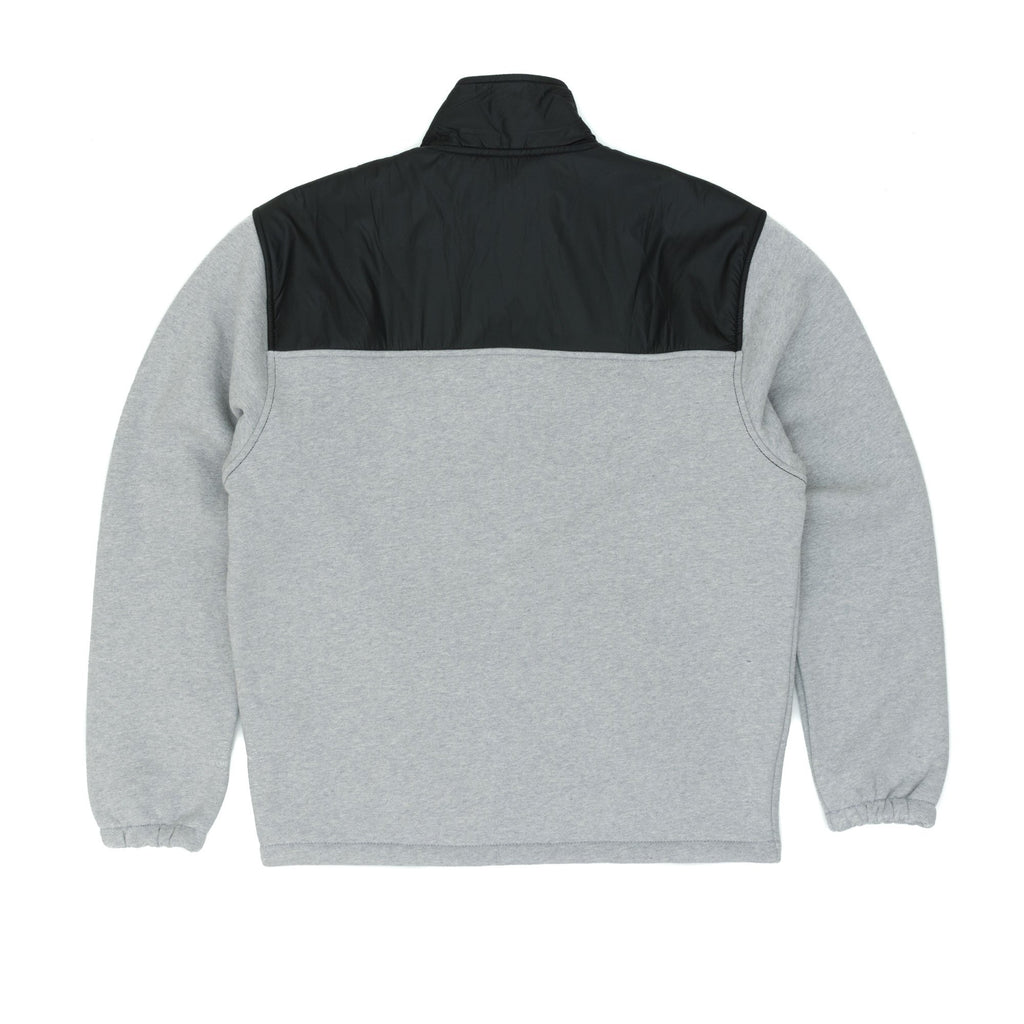 Levi's Skateboarding Quarter Zip 2 | Heather Grey
