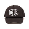Deus Ex Machina Deus Ex Machina Baylands Trucker Cap | Black & Grey - TVSC