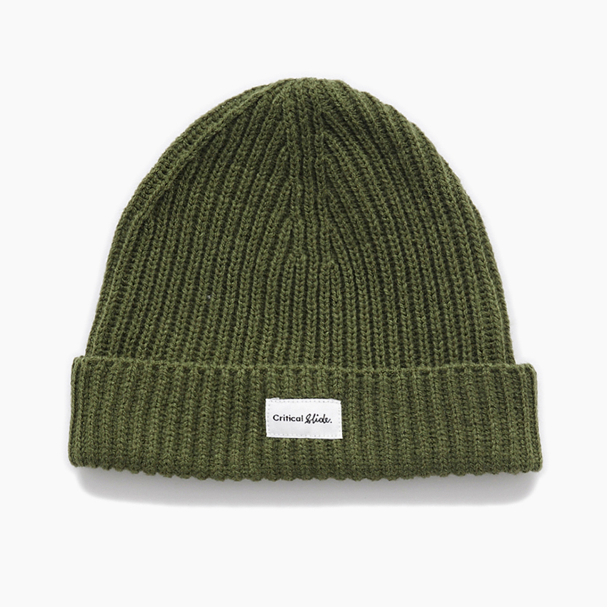 TCSS TCSS Institute Beanie | Fatigue Green - TVSC