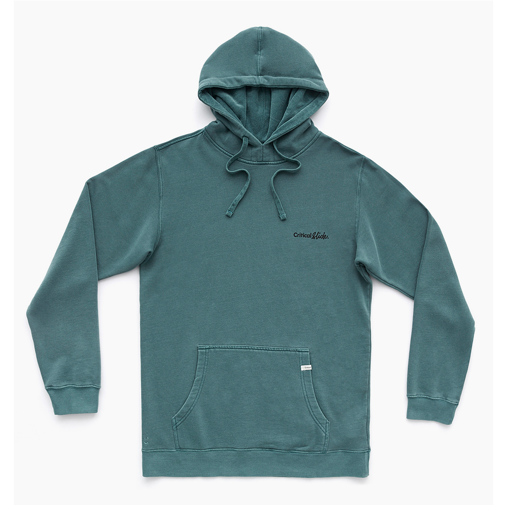 TCSS Institute Hoodie | Amazon Green