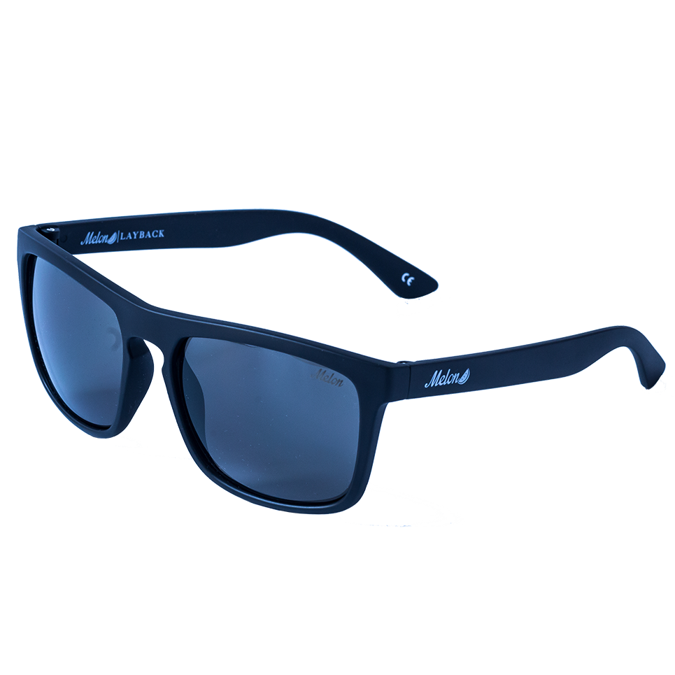 Melon Optics Layback 2.0 Blackout Polarised - TVSC