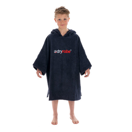 Dryrobe Kids Towel DryRobe Size Small | Navy Blue - TVSC