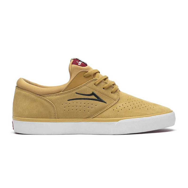 Lakai x Chocolate Fremont Vulcanized Suede | Gold